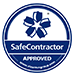 Safe Contractor logo and URL link